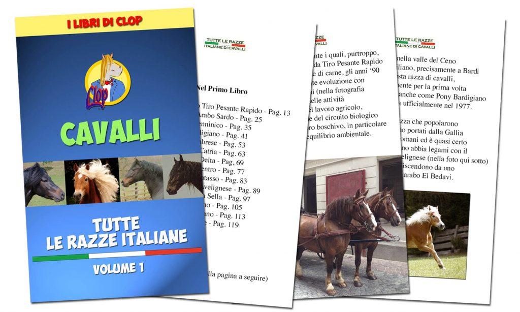 I video su noi cavalli - Tutte le razze italiane di cavalli volume 1