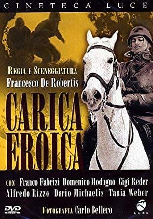 film sui cavalli Carica Eroica