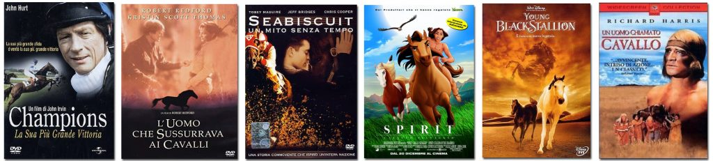 Cinema di Cavallolandia i Film sui cavalli