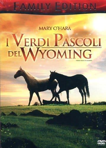 film sui cavalli i Verdi Pascoli del Wyoming