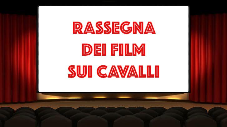film sui cavalli la sala cinematografica di Cavallolandia