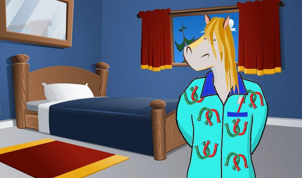 Casa di Clop Camera da letto